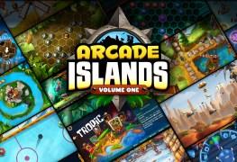mastiff releasing compilation title arcade islands: volume one this summer - trailer here Mastiff releasing compilation title Arcade Islands: Volume One this summer – trailer here Arcade Islands Volume One