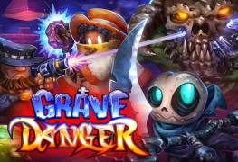 grave danger is sorta like a new lost vikings and is out now on switch Grave Danger is sorta like a new Lost Vikings and is out now on Switch Grave Danger banner