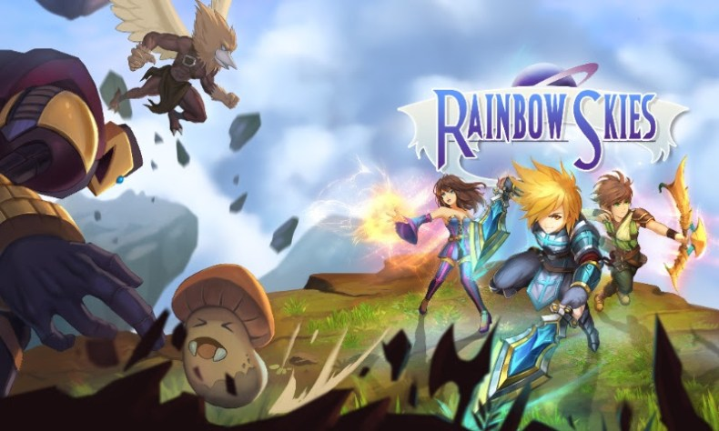 rainbow skies releasing this week with ps3/ps4 cross-buy Rainbow Skies releasing this week with PS3/PS4/Vita cross-buy Rainbow Skies