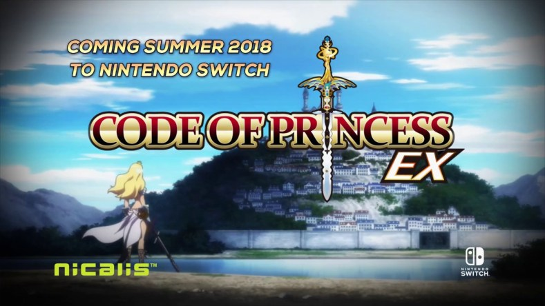 code of princess ex out now on switch Code of Princess EX out now on Switch Code of Princess EX