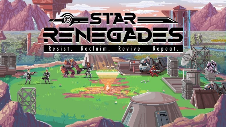 star renegades features gorgeous pixel art - first trailer here Star Renegades features gorgeous pixel art – first trailer here Star Renegades