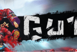 trailer for guts, an ultra-violent fighting, here Trailer for GUTS, an ultra-violent fighting game, here GUTS