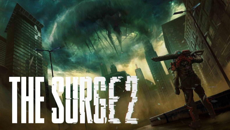 surge 2 first look trailer Surge 2 first look trailer The Surge 2