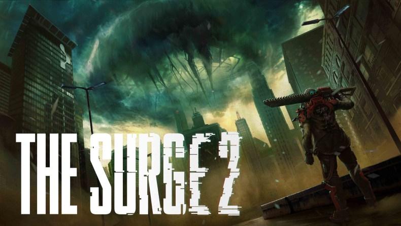 surge 2 first look trailer Surge 2 first look trailer The Surge 2