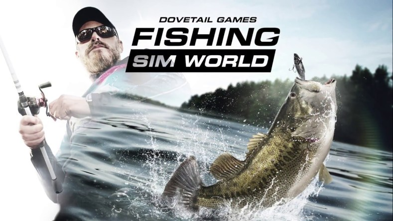 fishing sim world is now available or the ps4, xbox one, and pc Fishing Sim World is now available or the PS4, Xbox One, and PC Fishing Sim World
