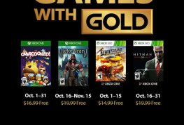 xbox games with gold for oct 2018 announced Xbox Games with Gold for Oct 2018 Announced Games with Gold Xbox Oct 2018