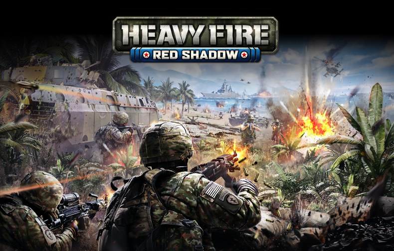 heavy fire: red shadow gets release date, demo, vr support, and pre-order bonuses Heavy Fire: Red Shadow gets release date, demo, VR support, and pre-order bonuses Heavy Fire Red Shadow