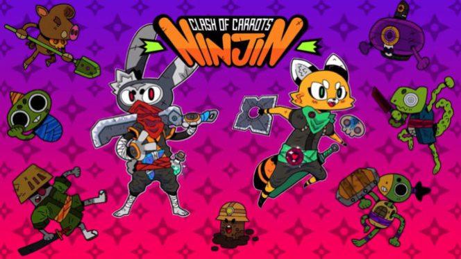 ninjin: clash of carrots (xbox one) review Ninjin: Clash of Carrots (Xbox One) Review Ninjin Clash of Carrots