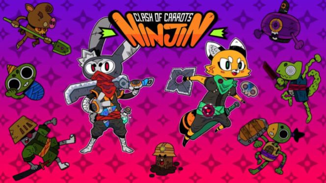 ninjin: clash of carrots (xbox one) review Ninjin: Clash of Carrots (Xbox One) Review Ninjin Clash of Carrots