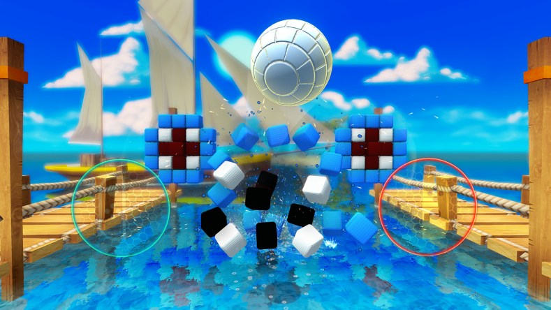 kinect game boom ball gets switch port with boom ball: boost edition - trailer here Kinect game Boom Ball gets Switch port with Boom Ball: Boost Edition – trailer here Boom Ball Boost Edition 002