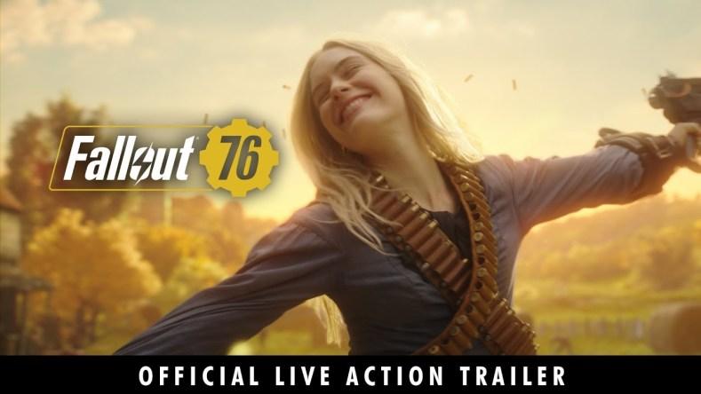 fallout 76 live action trailer Fallout 76 Live Action Trailer Fallout 76 Live Action