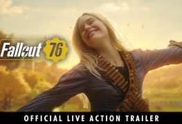 fallout 76 live action trailer Fallout 76 Live Action Trailer Fallout 76 Live Action