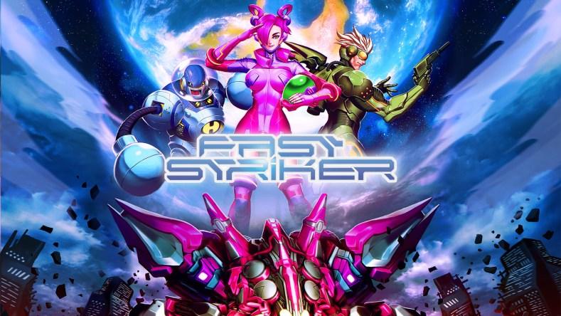 retro shump fast striker will support cross-buy on ps4 and vita Retro Shmup Fast Striker will support cross-buy on PS4 and Vita Fast STriker