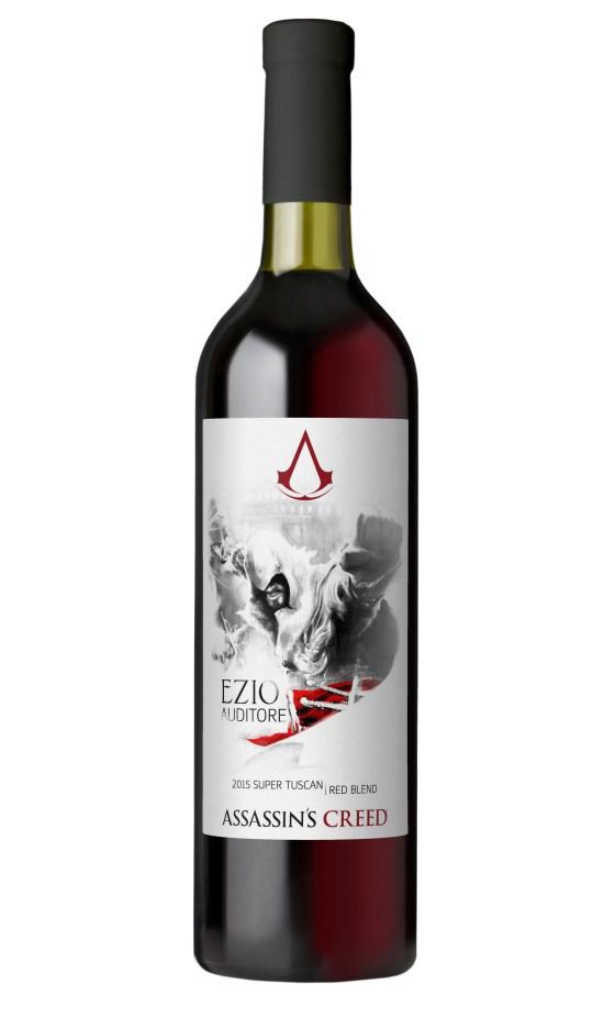 2015 Ezio Auditore Super Tuscan Red Blend