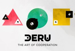 couch co-op deru out now on switch and pc Couch co-op DERU out now on Switch and PC Deru