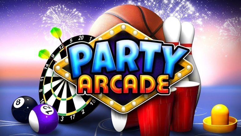 party game compilation party arcade out now on switch Party game compilation Party Arcade out now on Switch Party Arcade