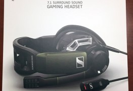 sennheiser gsp 550 with 7.1 surround sound headset (pc) review Sennheiser GSP 550 with 7.1 Surround Sound Headset (PC) Review Sennheiser GSP550 Headset box