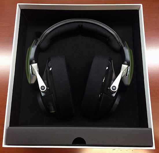 sennheiser gsp 550 with 7.1 surround sound headset (pc) review Sennheiser GSP 550 with 7.1 Surround Sound Headset (PC) Review Sennheiser GSP550 Headset inbox