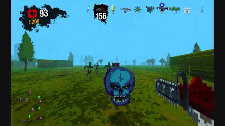 still not dead trailer looks like minecraft mixed with doom Still Not Dead trailer looks like Minecraft mixed with Doom Still Not Dead