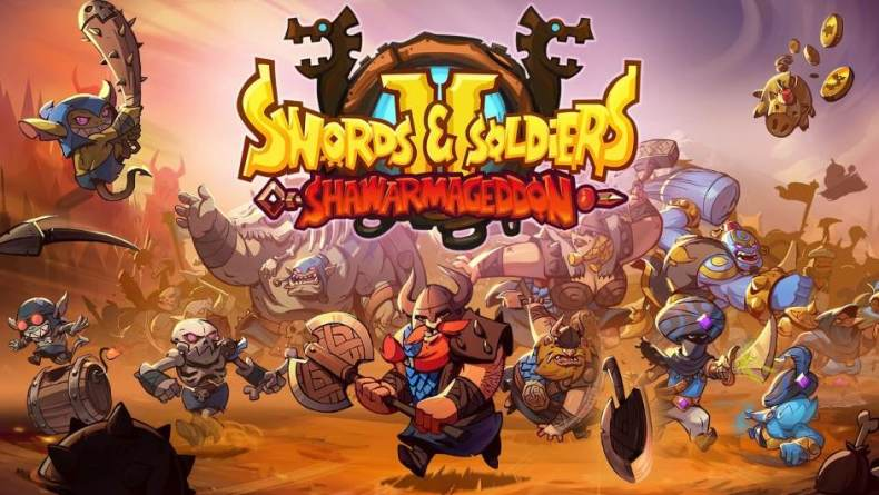 mygamer visual cast - swords & soldiers 2: shawarmageddon (pc) MyGamer Visual Cast – Swords & Soldiers 2: Shawarmageddon (PC) Swords Soldiers 2 Shawarmageddon