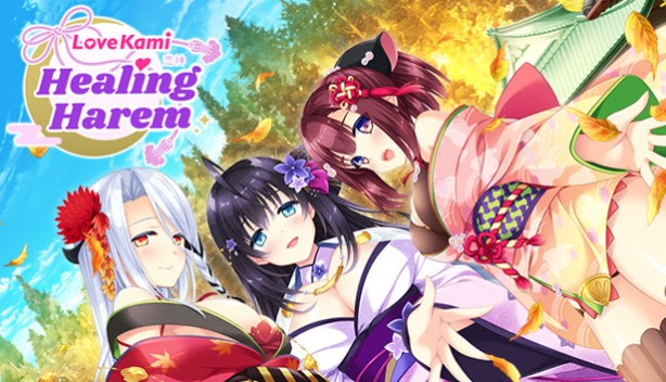 lovekami -healing harem (pc) review LoveKami -Healing Harem (PC) Review Love Kami Healting Harem