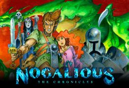 nogalious (pc) review NOGALIOUS (PC) Review with Stream Nogalious