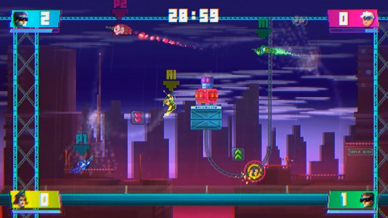 couch multiplayer super hero fight club: reloaded coming to switch xmas eve Couch multiplayer Super Hero Fight Club: Reloaded coming to Switch Xmas Eve Super Hero Fight Club Reloaded