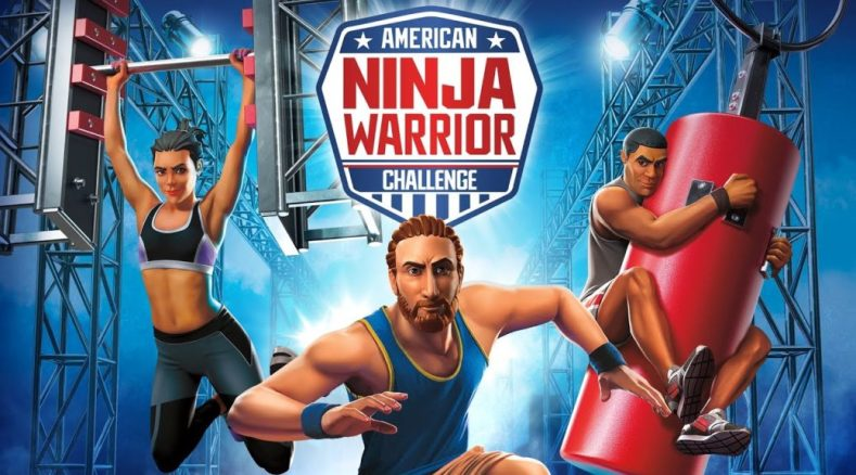 american ninja warrior getting a game tie-in, first trailer here American Ninja Warrior getting a game tie-in, first trailer here American Ninja Warrior Challenge Video Game