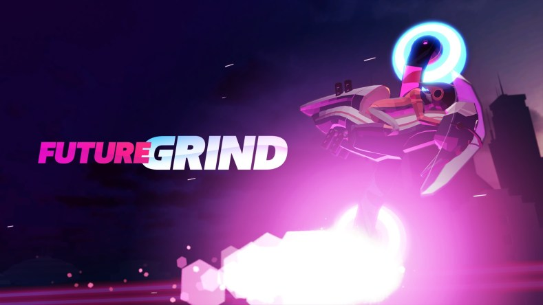 futuregrind bringing stunt platforming action to ps4, pc, and switch FutureGrind bringing stunt platforming action to PS4, PC, and Switch later this month FutureGrind