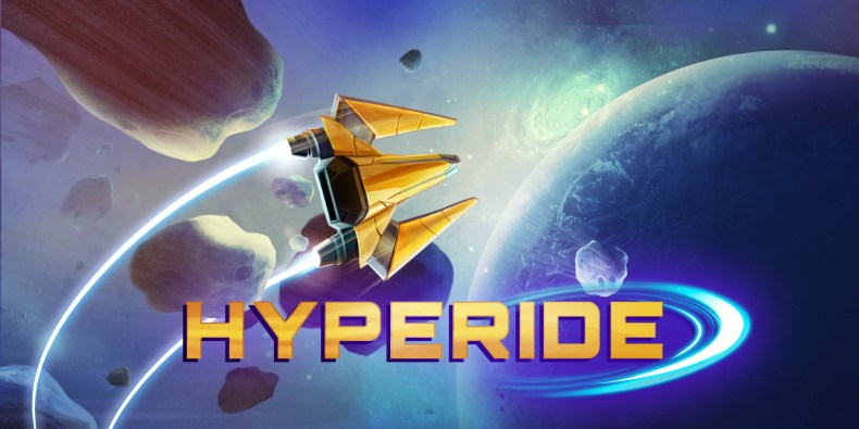 hyperide is a new classic style shooter on switch Hyperide is a new classic style shooter on Switch Hyperide
