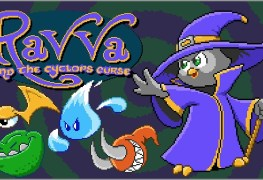 mygamer visual cast - ravva and the cyclops curse (pc) Mygamer Visual Cast – Ravva and the Cyclops Curse (PC) Ravva and the Cyclops Curse