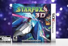 3ds getting 3 more nintendo selects titles 3DS Getting 3 more Nintendo Selects Titles Star Fox 64 3D