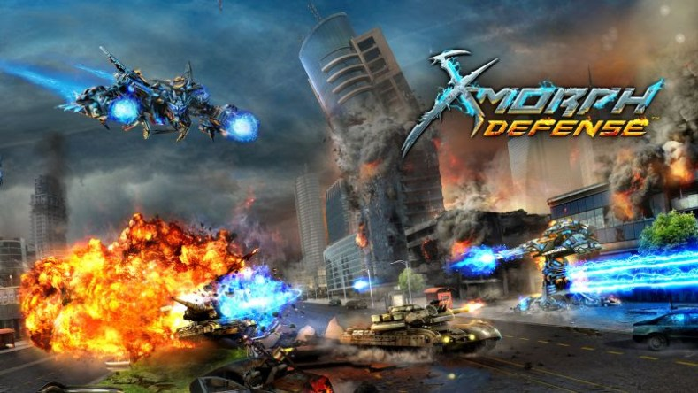 x-morph: defense mixes tower defense with top-down shooter and puts you in the role of the bad guy - coming to switch in feb X-Morph: Defense mixes tower defense with top-down shooter and puts you in the role of the bad guy – coming to Switch in Feb XMorph Defense