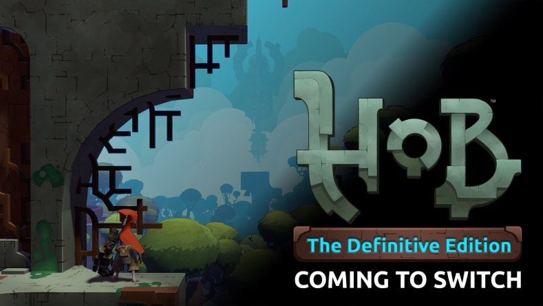 hob: the definitive edition coming to switch april 4th - trailer here - torchlight ii also coming Hob: The Definitive Edition coming to Switch April 4th – trailer here – Torchlight II also coming Hob The Definitive Edition