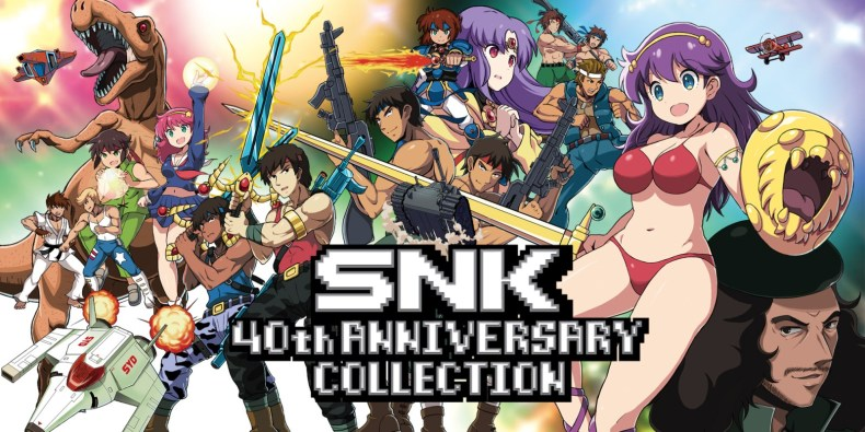 snk 40th anniversary collection (ps4) review SNK 40th Anniversary Collection (PS4) Review SNK 40th Anniversary Collection