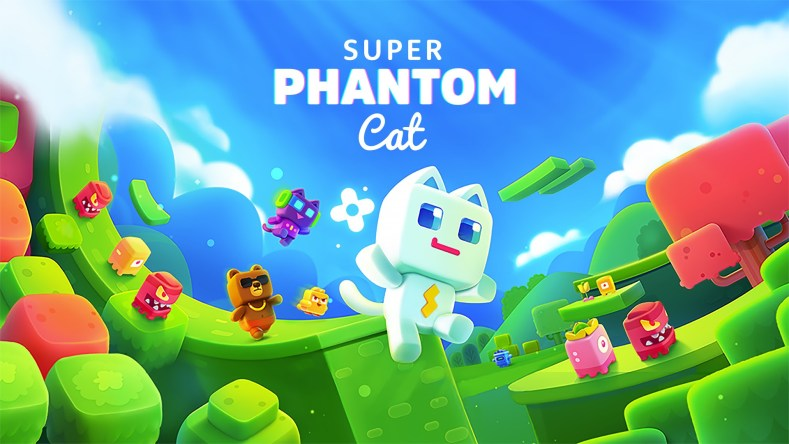 super phantom cat jumping from mobile to pc and switch Super Phantom Cat jumping from mobile to PC and Switch Super Phantom Cat
