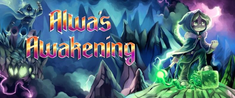 Alwa's Awakening (PS4) Review Alwas Awakening