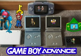Comparing all the Gameboy Advance models – what is the difference? GBA Compare banner copy