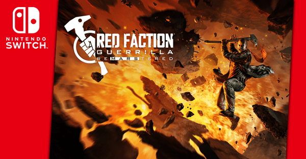 Red Faction Guerrilla Re Mars tere