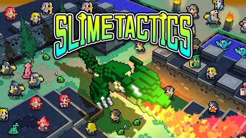 slime tactics (switch) review Slime Tactics (Switch) Review Slime Tactics banner