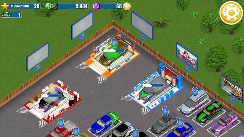 Ultimate Games S.A. releasing two car games on Switch Car Mechanic Manager 02 press material