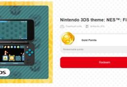 nintendo 3ds theme: nes: fire mario demonstration Nintendo 3DS theme: NES: Fire Mario demonstration Fire Mario1