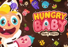 Hungry Baby Party Treats