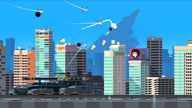Armor Games Studios will release Jet Lancer, an aerial dog fighter – trailer here Jet Lancer