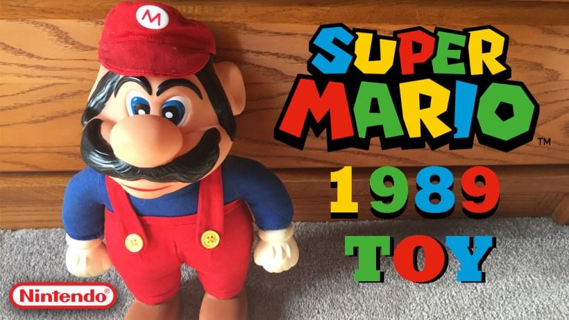 my profile My Profile Mario Title Card