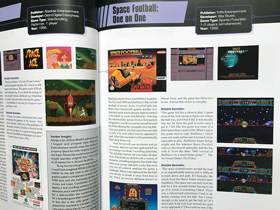 SNES Omnibus Vol2 Space Football