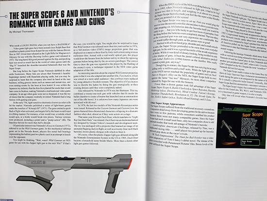 snes omnibus vol. 2 (book) review SNES Omnibus Vol. 2 (Book) Review SNES Omnibus Vol2 Super Scope