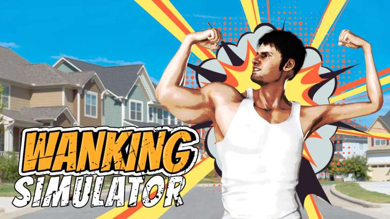 Wanking Simulator officially announced for Q3 PC release Wanking Simulator 01 press material