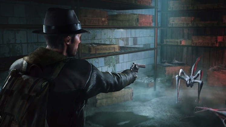 The Sinking City (PS4) Review The Sinking City