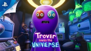 my profile My Profile Trover Saves the Universe